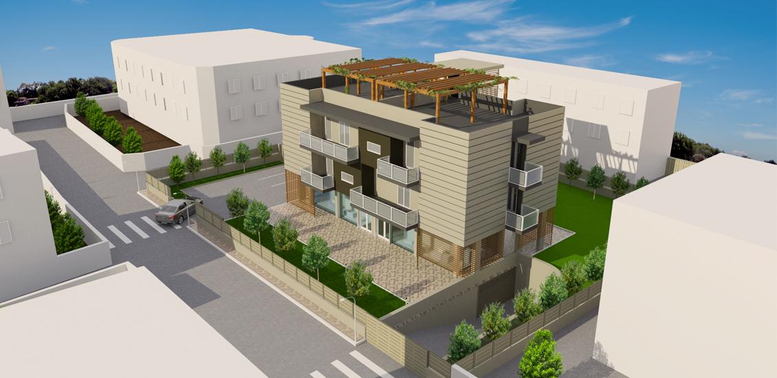 Condominio corso europa trinchese s r l for Piani immobiliari moderni