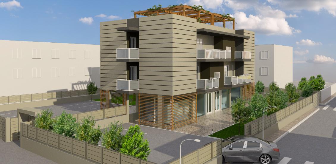 Condominio corso europa trinchese s r l for Progetti moderni